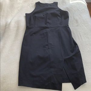 Banana Republic size 16 tall fit and flare dress